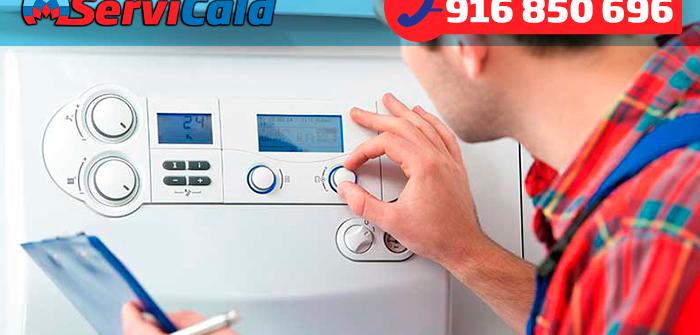mantenimiento de las calderas de gas