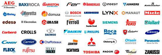 reparacion de calderas en Getafe de gas, gasoleo, electricas y de pellets de todas las marcas