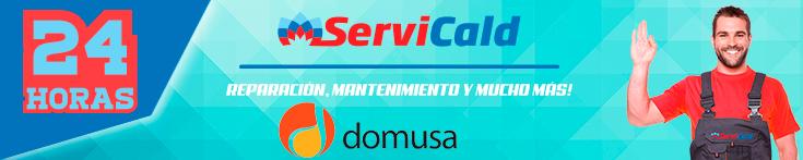 mantenimiento y Reparacion de calderas Domusa en Getafe