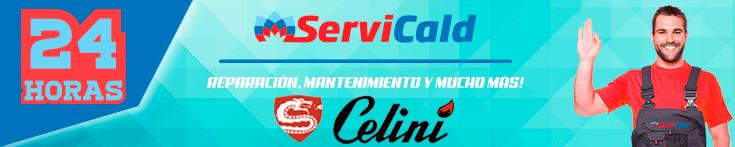 Reparacion de calderas Celini en Getafe