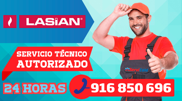 Servicio tecnico Lasian en Getafe