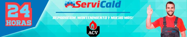 Reparacion de calderas ACV en Getafe