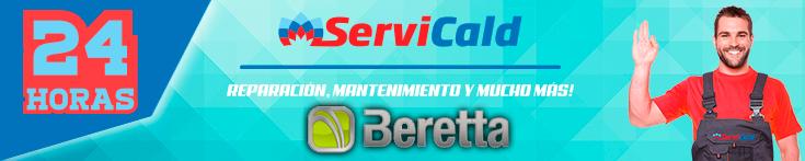 Mantenimiento y Reparacion de calderas Beretta en Getafe