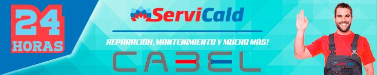 mantenimiento y Reparacion de calderas Cabel en Getafe