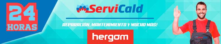 Reparacion de calderas Hergom en Getafe