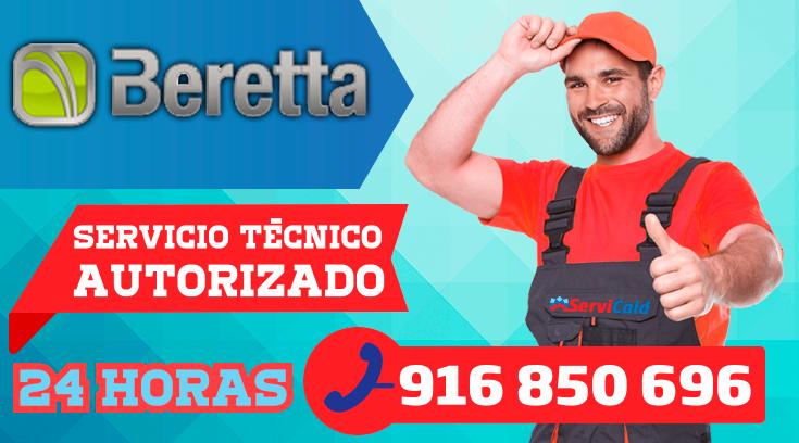 Servicio tecnico Beretta en Getafe
