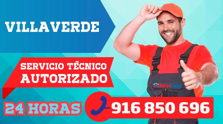 Servicio tecnico de calderas Villaverde
