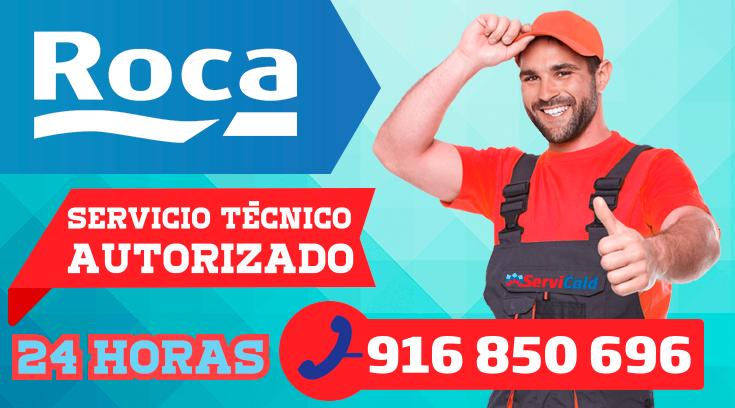 Servicio tecnico Roca en Getafe