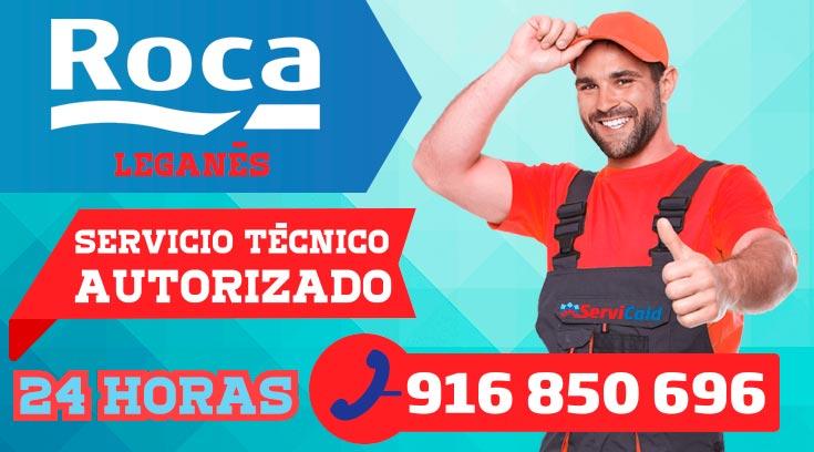 Servicio tecnico calderas Roca Leganes