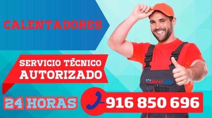 Servicio Tecnico Calentadores Getafe