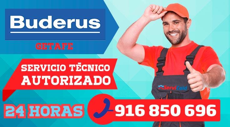 Servicio Técnico Calderas Buderus en Getafe