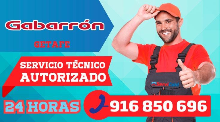 servicio técnico Gabarrón en Getafe