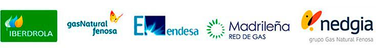 servicio técnico autorizado gas natural en Getafe