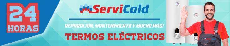 urgencias termos eléctricos en Getafe